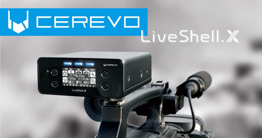 CEREVO LiveShellX - Multi-Streaming sin necesidad de PC